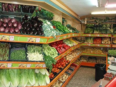 Fruits gandia comercio de gand a for Decoracion de fruterias
